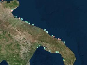Puglia dove non fare il bagno ecco le spiagge inquinate - Dove fare il bagno a como ...