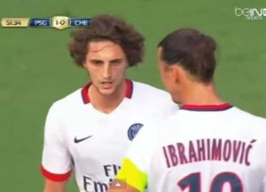 "Video YouTube, Rabiot risponde a Ibrahimovic: ""Figlio di..."""