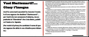 """Ravenna. Ragazza chiede di essere sbattezzata. Don Ardini: """"Consiglio esorcista"""""""