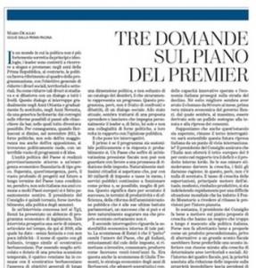 Matteo Renzi e il fisco, tre domande di Mario Deaglio al premier