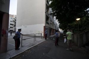 Roma: spari in un cortile condominiale a Primavalle, un ferito