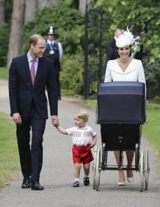 Battesimo principessa Charlotte, Harry assente...ancora. Lite in famiglia?
