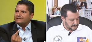 "Salvini Bentivogli (Cisl), scontro in tv: ""Assenteista"". ""Ti querelo"""