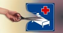 Mappa dei tagli agli ospedali in ogni regione Lazio: -222 mln
