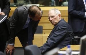 """Schaeuble: """"Ricette Troika non applicate fino in fondo"""