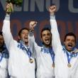Scherma, mondiali: Italia oro nella sciabola20