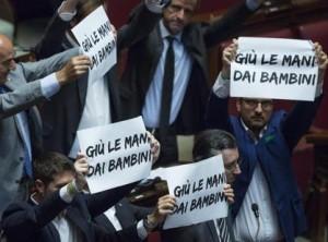 """Buona Scuola, Massimiliano Fedriga (Lega): """"Controriforma gender che colpisce bambini"""""""