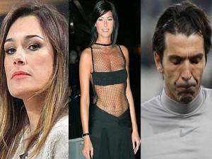 Alena Seredova e Gigi Buffon: vacanze con Ilaria D'Amico? No...