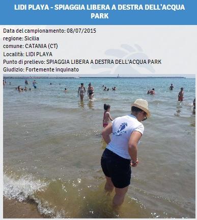 Sicilia le 18 spiagge inquinate dove non fare il bagno - Cinque terre dove fare il bagno ...