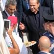 """Berlusconi: """"Regalo 200mila euro a chi dimostra che ho pagato De Gregorio"""""""
