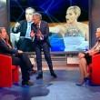 Simona Ventura ospite da Giletti racconta la lite con Gasparri