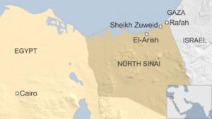 Isis attacca Sinai: oltre 100 morti nell'attentato terroristico