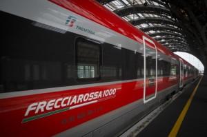 """Marco Travaglio sul Fatto Quotidiano: """"Frecciarossa, Italia"""""""