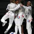 Scherma, Dream Team Italia: doppio oro donne e uomini nel fioretto a squadre02
