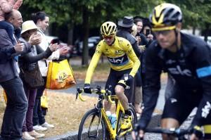 Tour de France, trionfa Chris Froome. Nibali quarto