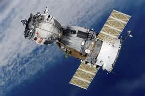 La capsula russa Soyuz