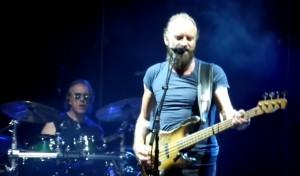 VIDEO YouTube - Sting a Barolo canta Every Breath You Take