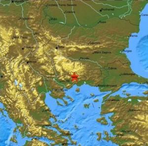 Terremoto tra Grecia e Bulgaria: scossa di magnitudo 4 vicino Drama e Smolyan