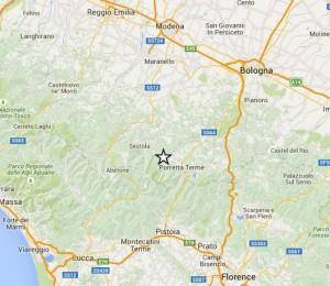 Terremoto su Appennino Toscana e Emilia-Romagna: scossa 3.9 tra Modena e Bologna