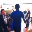VIDEO YouTube - Juan Jesus ignora Thohir. E il presidente gli dà un calcetto