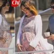 Silvia Toffanin e Piersilvio Berlusconi aspettano due gemelline