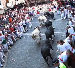 Una fiesta di tori