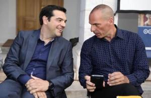 Yanis Varoufakis al mare, big Syriza anti piano...Tsipras ha perso il partito