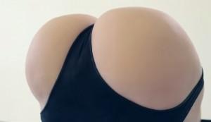 twerking butt
