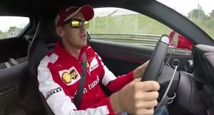 VIDEO YouTube - Sebastian Vettel, giro di pista in Ungheria