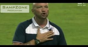 VIDEO YouTube - Walter Zenga sotto curva tifosi Sampdoria si scusa. Ora ha 7 giorni...