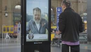 paesino svizzero si fa pubblicità a Zurigo con la webcam