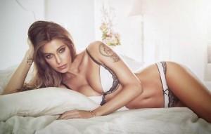 Mutandine, pigiami... Belen Rodriguez e i sexy segreti