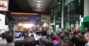 """VIDEO YouTube - Lazio contestata: """"Tirate fuori le p..."""""""