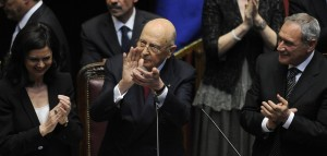Napolitano a Scalfari: E' che ti sta antipatico Renzi...