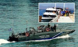 Grecia. Scafisti fuoco su Guardia Costiera. Ucciso ragazzo