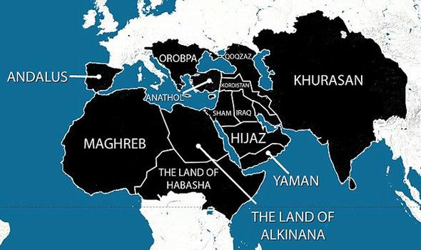 Isis nel 2020 dominerà Spagna, Nord Africa, parte Cina