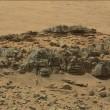 Illusione ottica su Marte: sembra un granchio la roccia ripresa da Curiosity 5