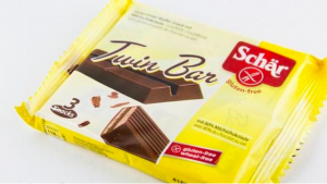 Dr Schar, ritirate barrette cioccolato: rischio salmonella