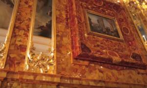 """VIDEO YouTube. """"Camera ambra di zar Pietro in treno nazista"""""""