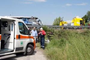 Andrea e Michele Giunta morti in incidente in autostrada A14
