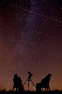 Stelle cadenti: la notte fra il 12 e 13 agosto ideale per vedere lo sciame delle Perseidi
