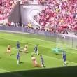 VIDEO YouTube - Arsenal-Chelsea Chamberlain super gol: Wenger batte Mourinho