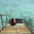 Bar Refaeli, matrimonio con Edi Ezra: FOTO addio al nubilato alle Maldive2