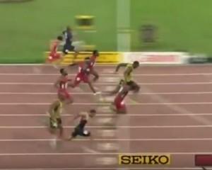 VIDEO YouTube - Usain Bolt vince 100 metri Mondiali Atletica