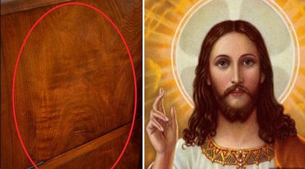 Il volto di Cristo nel mobiletto bar: visione di organista
