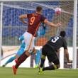 Roma Siviglia 6-4: Dzeko primo fantastico gol