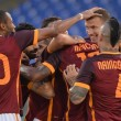 Roma Siviglia 6-4: Dzeko primo fantastico gol7