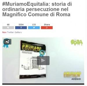 Comune di Roma non paga, ma Equitalia manda cartella a cittadino: Beppe Grillo pubblica storia