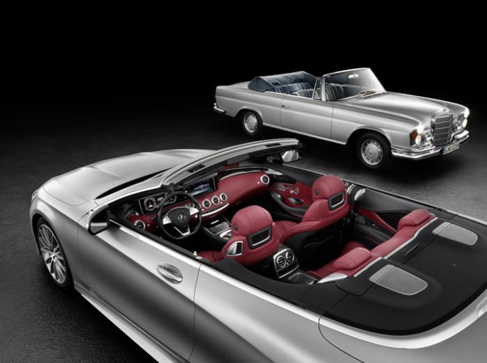 """Mercedes Classe S Cabriolet, torna icona delle """"scoperte"""""""