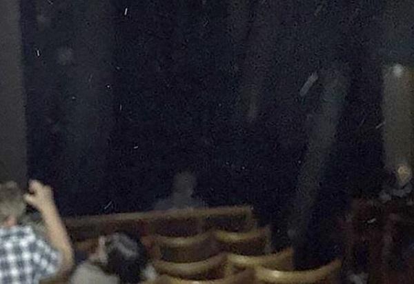 Fantasma di un morto di peste in chiesa: foto fake o realtà?